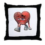 Love Sick Throw Pillow