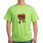 Love Sick Green T-Shirt