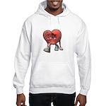Love Sick Hooded Sweatshirt