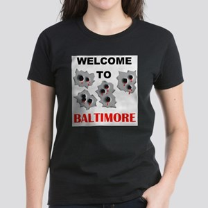 BALTIMORE Women's Dark T-Shirt
