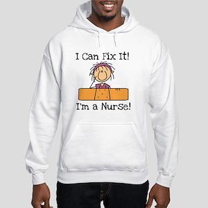 Fix It Nurse Hooded Sweatshirt