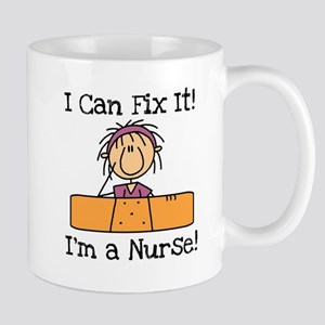 Fix It Nurse Mug