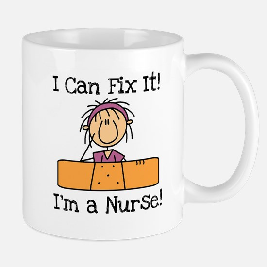Fix It Nurse Mug