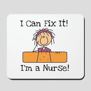 Fix It Nurse Mousepad