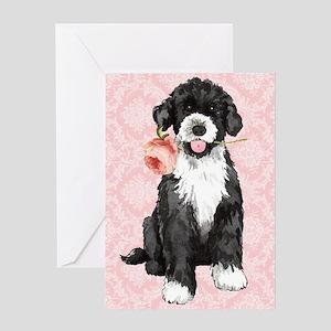 PWD Rose Greeting Card