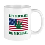 Let Michael Be Michael Mug