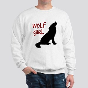Wolf Girl Sweatshirt