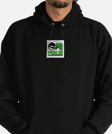 Game On Hoodie (dark)