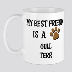 My best friend is a GULL TERR Mug