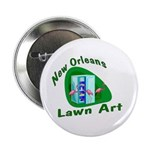 Hurricane Katrina Survivor Button