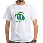 Hurricane Katrina Survivor White T-shirt