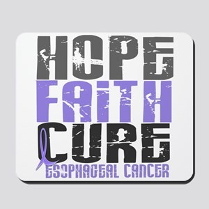HOPE FAITH CURE Esophageal Cancer Mousepad