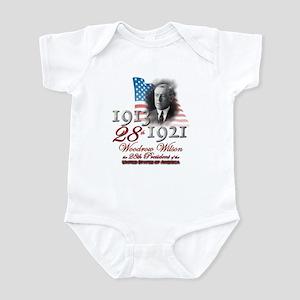 28th President - Infant Bodysuit