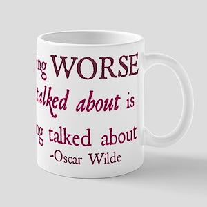 Being Talked About Mug