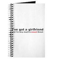 Im A Sexual Threat Journal