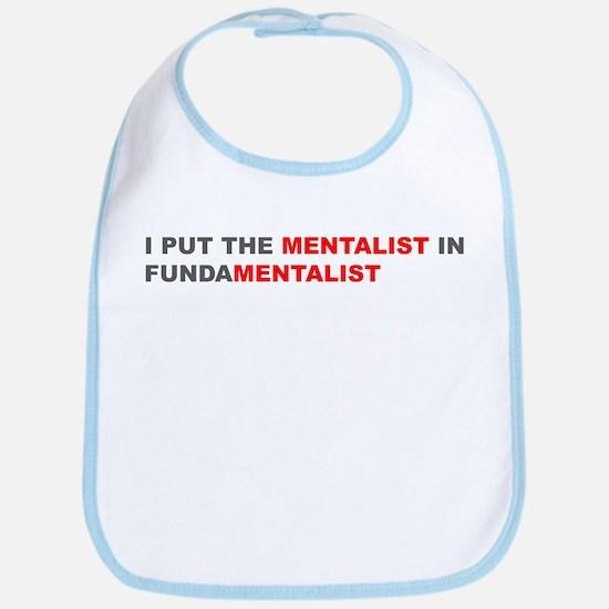 I Put The Mentalist In Fundamentalist Bib