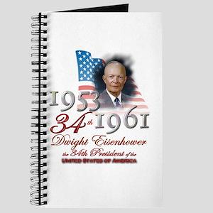 34th President - Journal