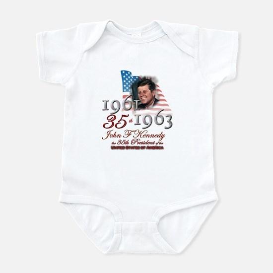 35th President - Infant Bodysuit