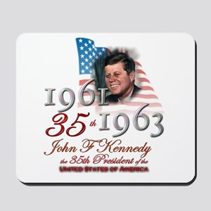 35th President - Mousepad