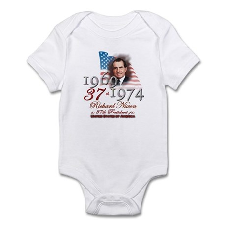 37th President - Infant Bodysuit