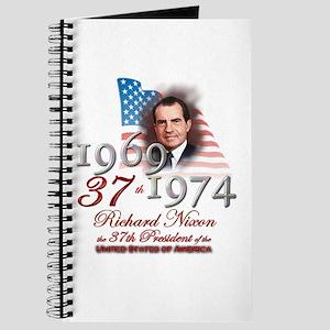 37th President - Journal