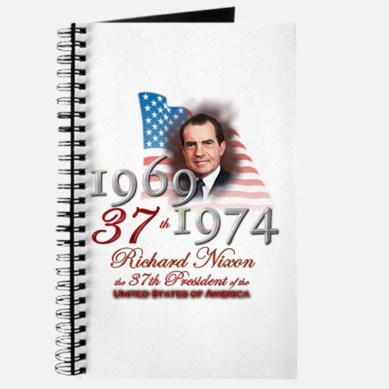 37th President - Journal