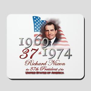 37th President - Mousepad