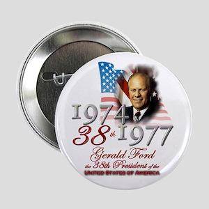 "38th President - 2.25"" Button"