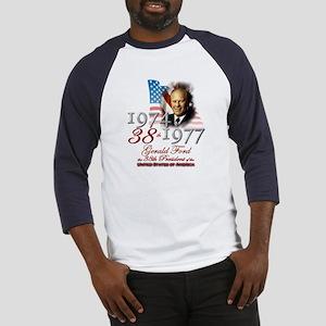 38th President - Baseball Jersey