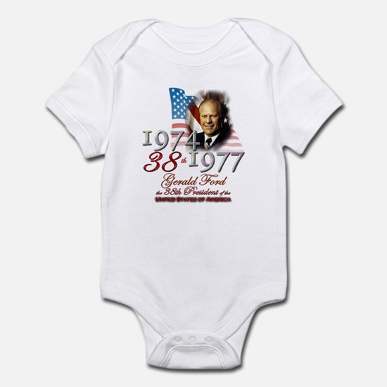 38th President - Infant Bodysuit