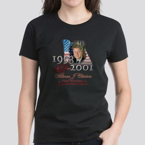 42nd President - Women's Dark T-Shirt