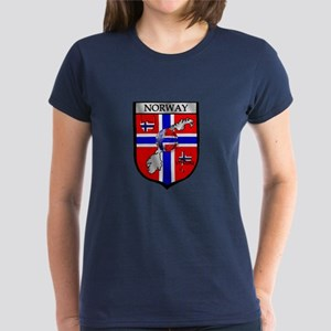 Norway Soccer Shield Women's Classic T-Shirt