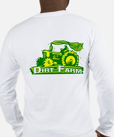 DF Tractor Long Sleeve T-Shirt