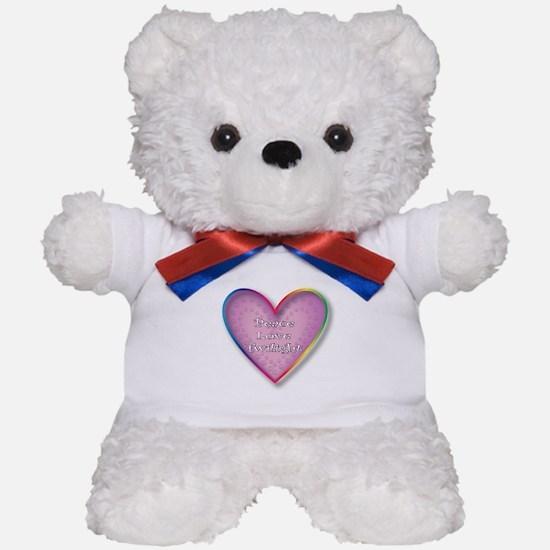 Unique Twighlight Teddy Bear