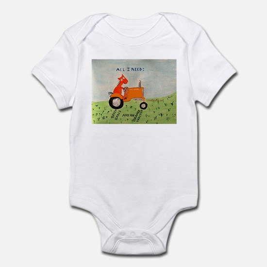 orangetractor! Body Suit