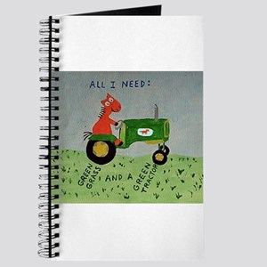 Green Tractor Journal