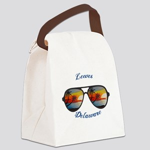 Delaware - Lewes Canvas Lunch Bag