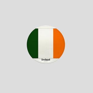 Ireland Flag Mini Button