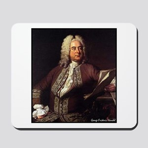 """Faces""""Handel"""" Mousepad"""