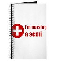 I'm Nursing A Semi Journal