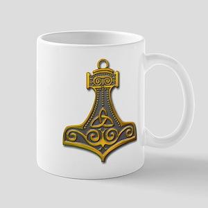 Thor's Hammer-gold Mug