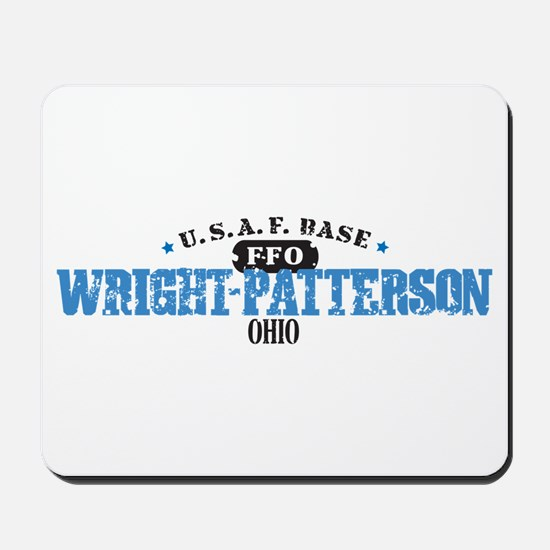 Wright Patterson Air Force Mousepad