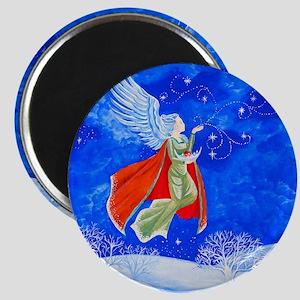 Winter Angel Magnet