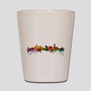 Cincinnati Ohio Skyline Shot Glass