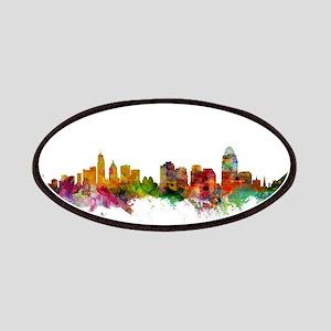 Cincinnati Ohio Skyline Patch