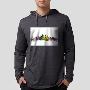 Philadelphia Pennsylvania Skyl Long Sleeve T-Shirt