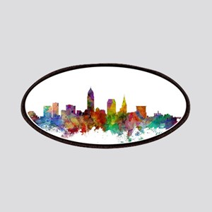 Cleveland Ohio Skyline Patch