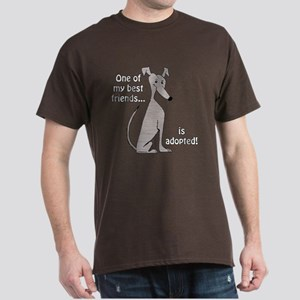 Adopted~BlueBrindle Dark T-Shirt