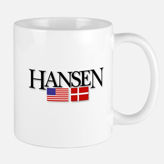 HANSEN HR Mugs