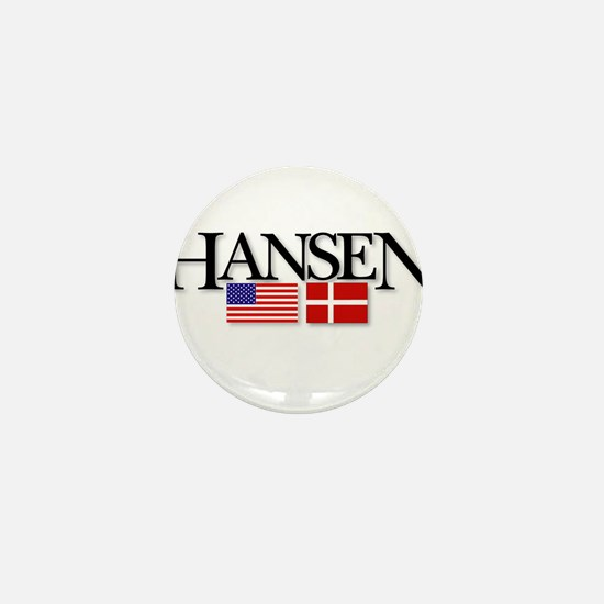 Cute Danish Mini Button